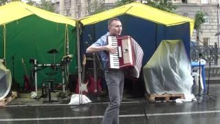Yesterday (Beatles) - Анатолий Рыженко (Аккордеон) - Шишов Павел