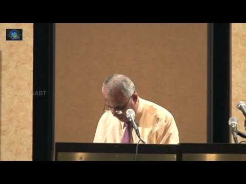 Honoring Dr. Charles Ryrie (Author of Ryrie Study Bible) - FIBA 2009