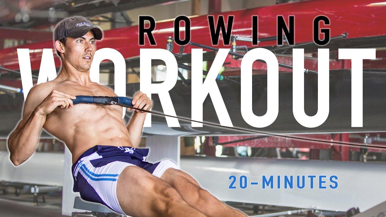 hiit rowing pentru pierderea de grăsimi