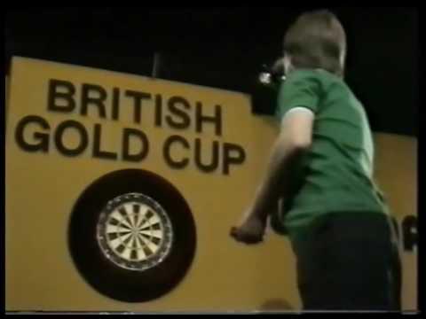 Tony Skuse vs. John Corfe - 1981 BDO Gold Cup FINAL