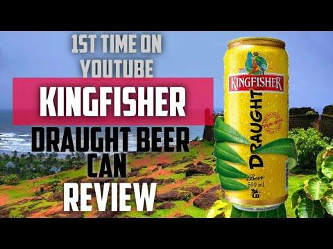 #kingfisher #kingfisherdraughtbeer Kingfisher Draught Beer || Draught Beer Review ||