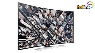 Обзор изогнутого UHD-телевизора Samsung UE65HU9000T(Цена и характеристики Samsung UE65HU9000T: http://hotline.ua/av-televizory/samsung-ue65hu9000/ Задать вопрос о Samsung UE65HU9000T: ..., 2014-08-22T14:20:04.000Z)