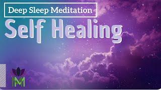 Stress Reducing and Self Healing / Sleep Meditation / Mindful Movement
