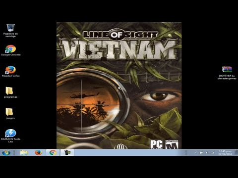 Line of Sight: Vietnam Free Full Version PC Game Download