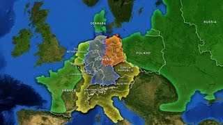 Germany's Geographic Challenge