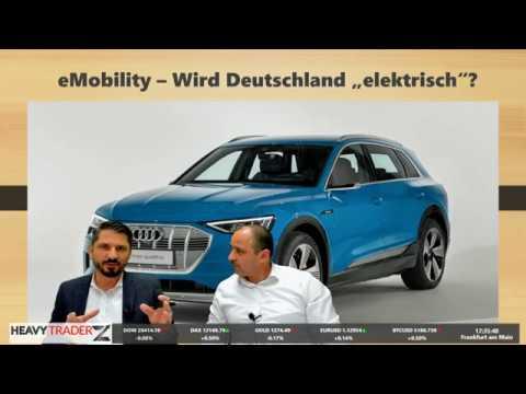 Traders-Talk mit Oswald Salcher: eMobility und die Tesla-Aktie