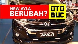 Daihatsu New Ayla 2017, Penampilan Berubah? Walk Around by Oto Buc