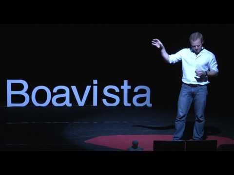 Move a mente: Jorge Fachadas at TEDxBoavista