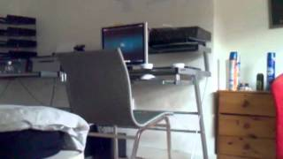 Real Poltergeist Activity Caught On Tape In My Bedroom 27/06/2011