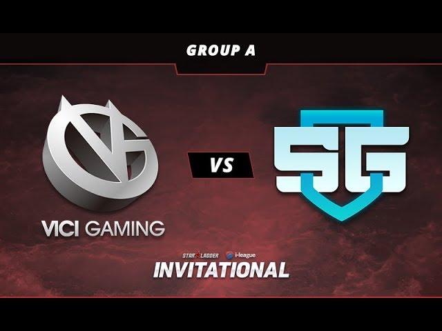 VG vs SG Game 1 - SL i-League S3 LAN Finals: Group A - @GoDz @Lyrical