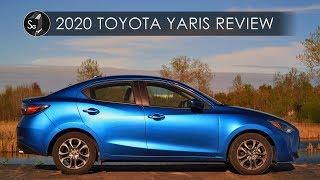 2020 Toyota Yaris   The Art of Cutting Corners