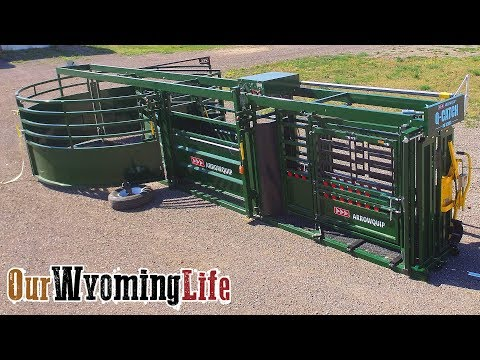 Arrowquip Is On The Ranch - Q Catch 86 Series And BudFlow Tub