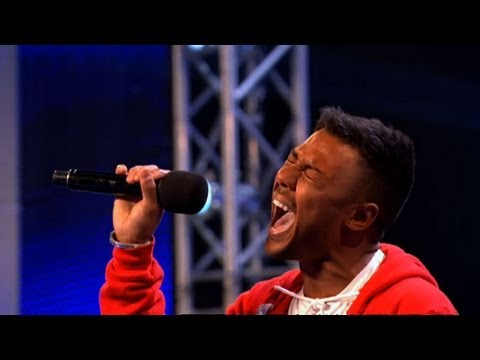 Marcus Collins' audition - The X Factor 2011 (Full Version)