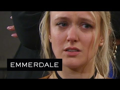 Emmerdale - Rebecca's Pregnancy Is Revealed to Everyone