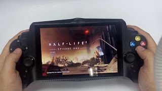 Half Life 2:Episode 1 -JXD S192 game review with Nvidia Tegra K1