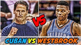Mark Cuban Says Russell Westbrook IS NOT A MVP CANDIDATE | Draymond Green RIPS Knicks!