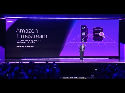AWS re:Invent 2018 - Announcing Amazon Timestream
