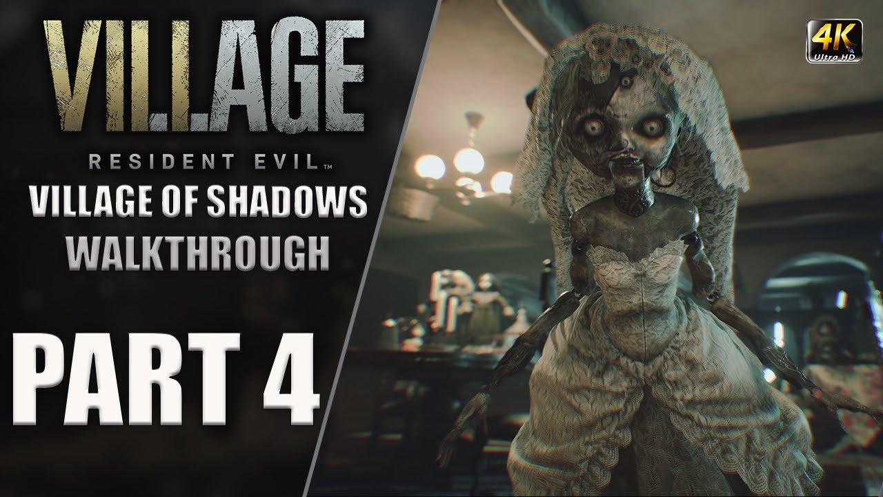 "Download Resident Evil Village   Walkthrough [Village of Shadows] Part 4 ""House Benevento"""