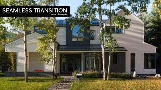 Architecture Spotlight #72 | Seamless Transition by Jeffrey Berkus Architects | Aspen, Colorado