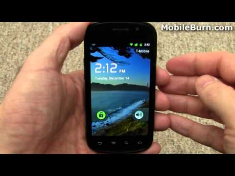 Google Nexus S review - part 1 of 2