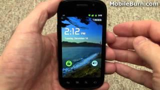Google Nexus S review - part 1 of 2