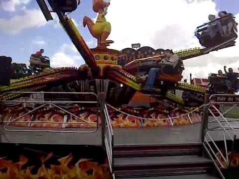 Thrilling Fair Ride