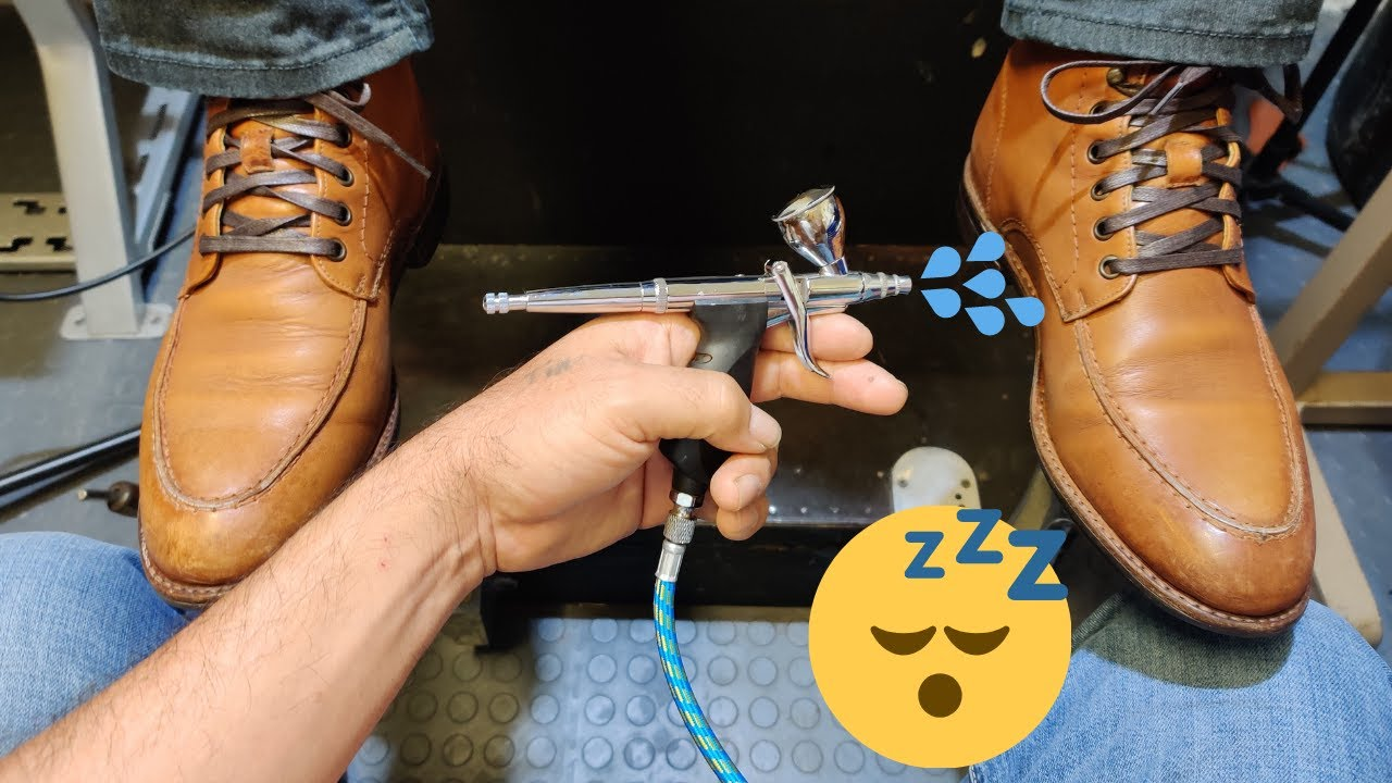 YOU WON'T BELIEVE THIS TRANSFORMATION!!! | ANGELO SHOE SHINE ASMR
