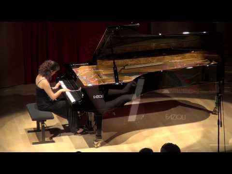 Inna Faliks: R. Schumann, Davidsbündlertänze op. 6, XVI-XVIII