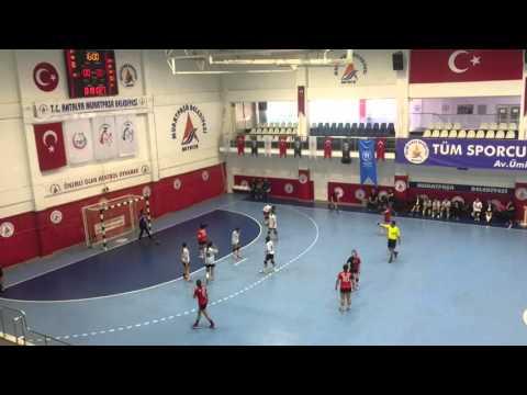 Baixar Antalya -Eskişehir Yıldız Kızlar Hentbol Türkiye Şampiyonluk Maçı 2.devre