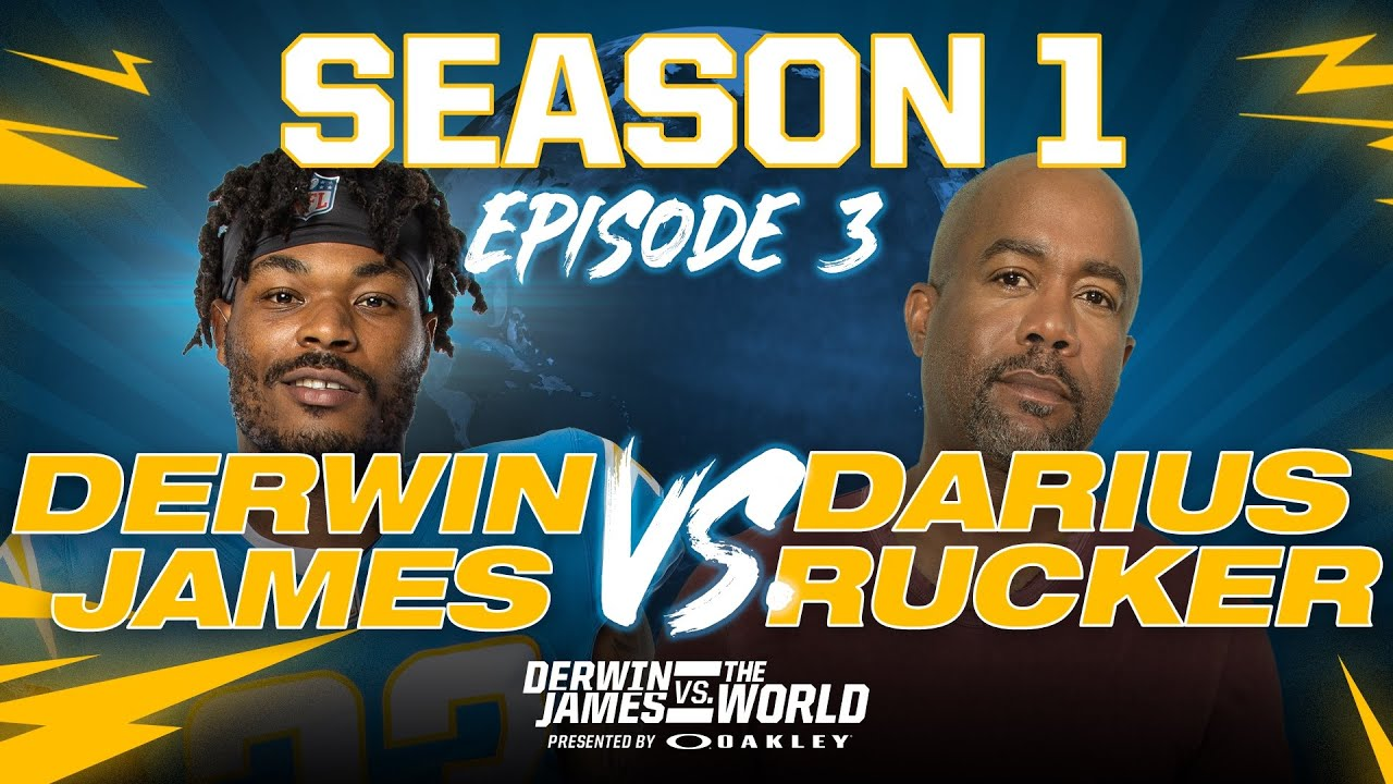 Darius Rucker ditches the 'Wagon Wheel' for Madden | Derwin vs the World ?  | Season 1 | Madden 21