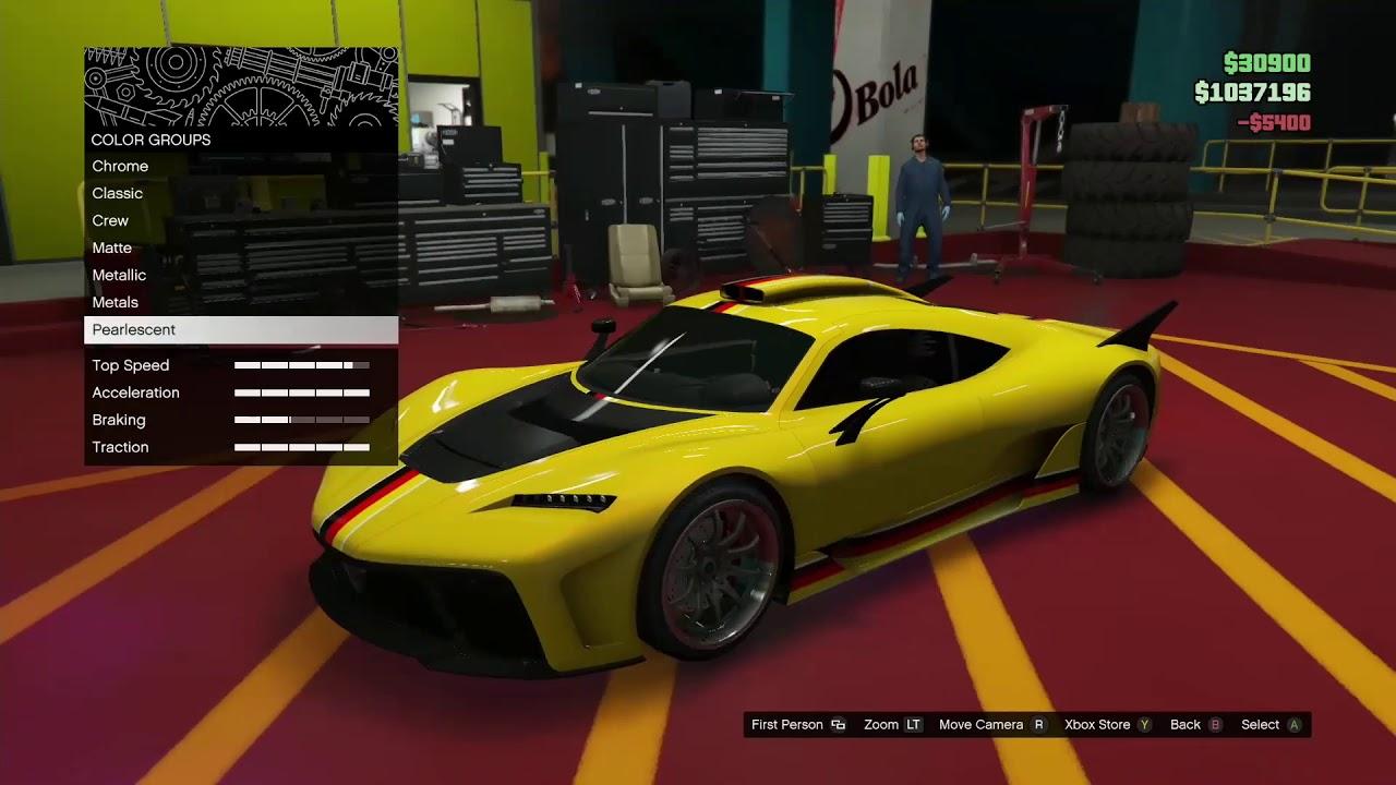 GTA 5 Best New Super Car