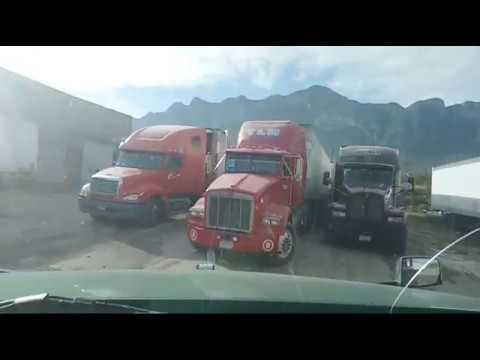 Bajando la cuesta de Carbajal Nuevo León 🦁