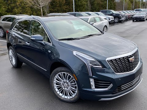 2020 Cadillac XT5 Premium Luxury Platinum Review & Test Drive