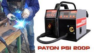 Spawaj z Piranem #14 - Unboxing i pierwsze kroki ze spawarką 3 w 1 PATON PSI PRO 200P