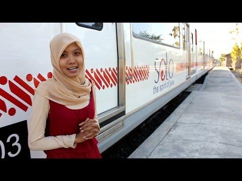 Berwisata dengan Railbus Bathara Kresna