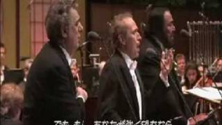The Three Tenors - Anema E Core (Yokohama 2002)