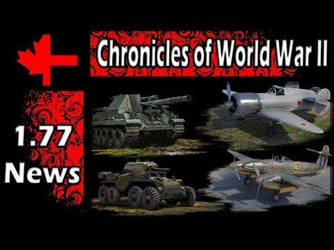 War Thunder -  Chronicles of World War II in War Thunder Event