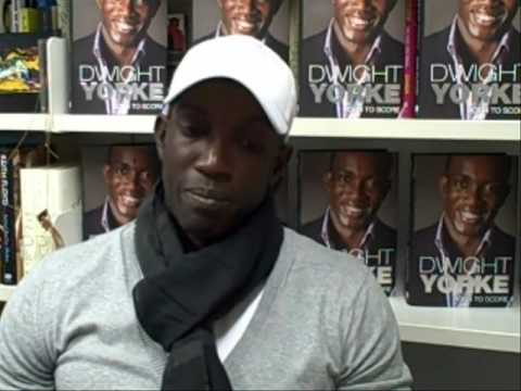 Dwight Yorke Interview Part Two
