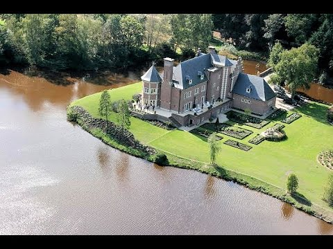 For Sale Million Euro Homes: Amazing Luxury Villa With Equestrian  Facilities In Belgium