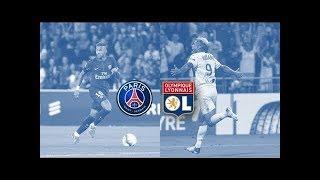 RÉsumÉ match psg - ol | 2-0 | tous les buts