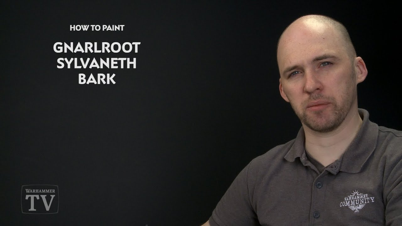 WHTV Tip of the Day: Sylvaneth Gnarlroot Wargrove Bark