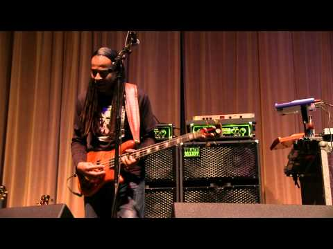Doug Wimbish Solo Bass Live at The London Bass Guitar Show