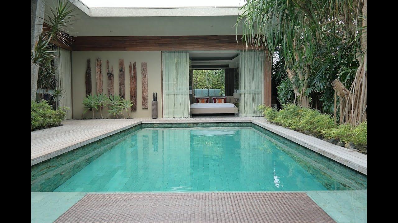 Where To Stay In Bali Ivilla Seminyak Bali Indonesia I Villa Luxury Villas In Bali Youtube