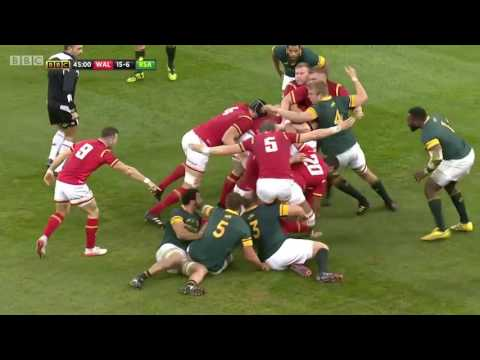 Highlights: Wales 27 - 13 South Africa | WRU TV