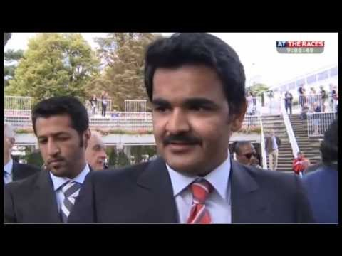 Sheikh Joaan Al Thani interview