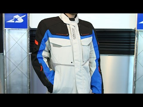 Alpinestars Motorcycle Jacket >> Alpinestars Bogota Drystar Jacket   Motorcycle Superstore ...