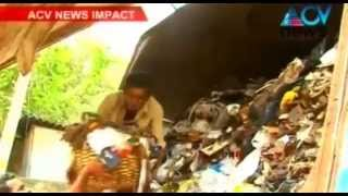 Thiruvananthapuram Corporation begins removing heaps of garbage from roadsides