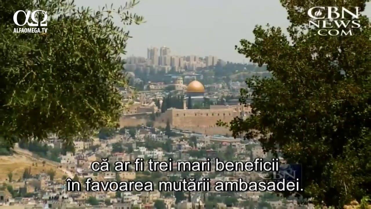 Mutarea ambasadei SUA in Ierusalim - mai aproape de realitate?