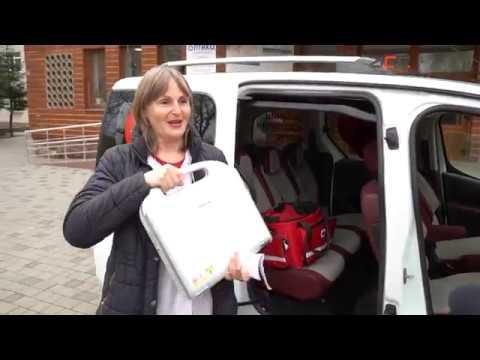 Інформаційне Агентство АСС: Мобільний хоспіс запрацював у Чернівцях