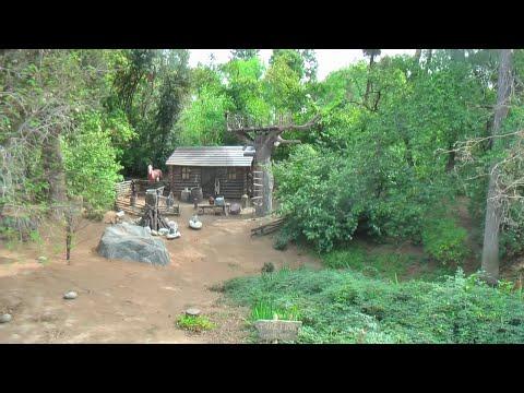 Sailing Ship Columbia - Disneyland California